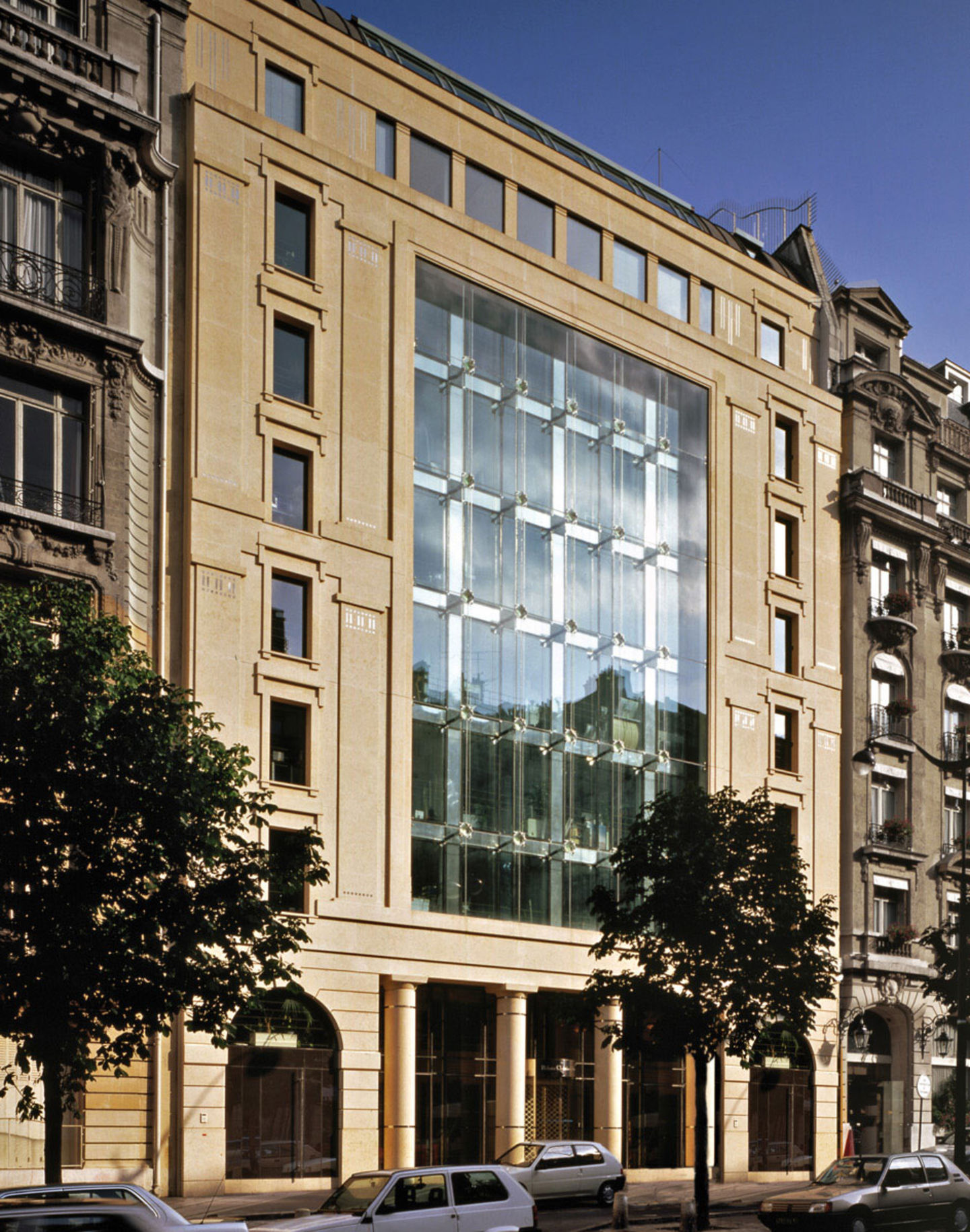Christian Dior Headquarter Offices
