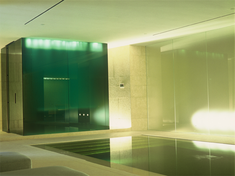 Luxury SPA in Milan
