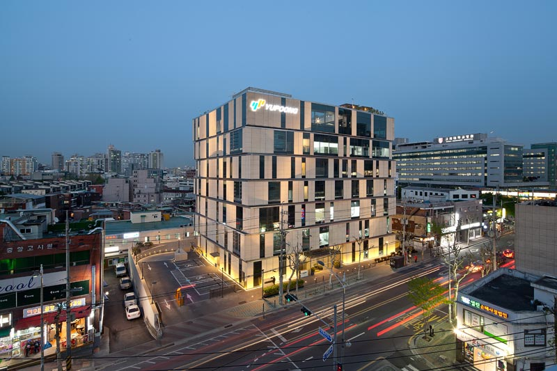Yupoong Head Quarter Offices, Seoul - Corea del sud